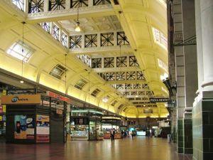 Buenos Aires. Retiro: stazione autobus lunga distanza. Foto: Prospero Sapone